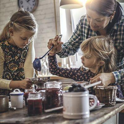 Tipps zum Einkochen von Marmelade, Saft, Chutneys und vieles mehr.