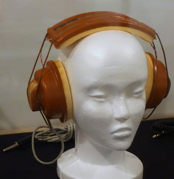 Frühe Kopfhörer