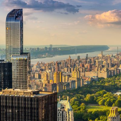 New York hat eine der bemerkenswertesten Skylines der Welt.