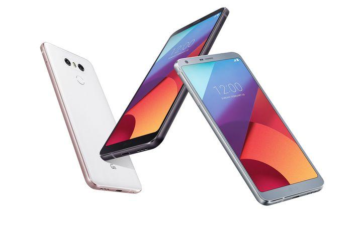 Die coolsten Features des LG G6 im Überblick