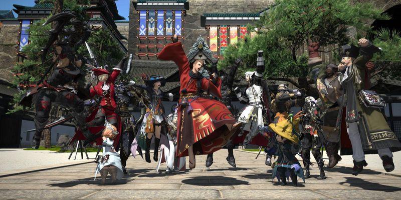 """""""Final Fantasy XIV: Stormblood"""" verspricht viel Spaß mit Freunden!"""
