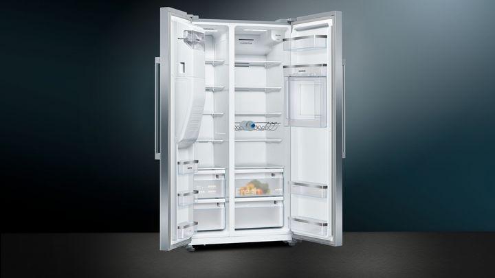 Neue Kühlschränke bieten viel Platz.