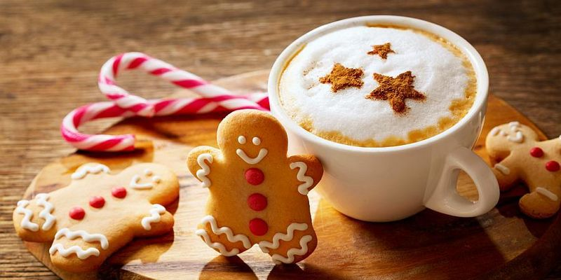 Rezepte für den perfekten Weihnachtskaffee.