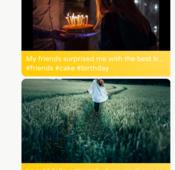 """Handy-App """"hiMoment"""" hilft bei der Suche nach dem Glück."""