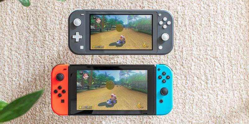 Das passende Nintendo Switch-Modell finden.