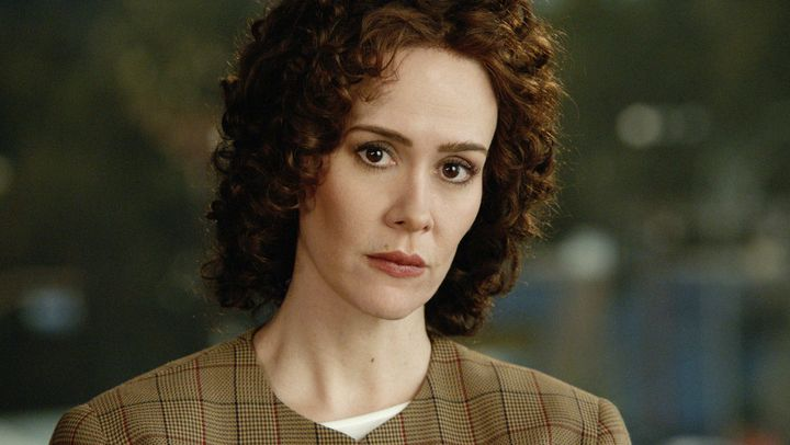 "Sarah Paulson als Marcia Clark in ""The People v. O.J. Simpson: American Crime Story"""
