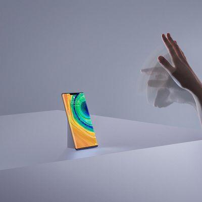 """Die neuen Huawei Smartphones """"Mate 30"""" und """"Mate 30 Pro""""."""