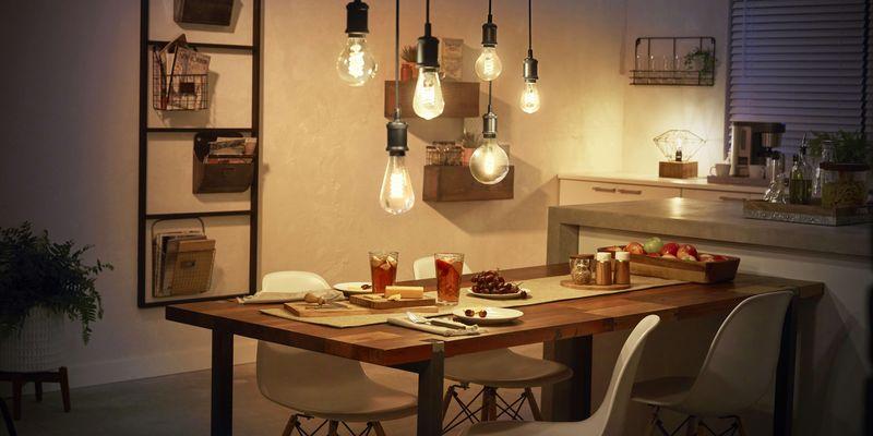 Neue Lampen von Philips Hue.