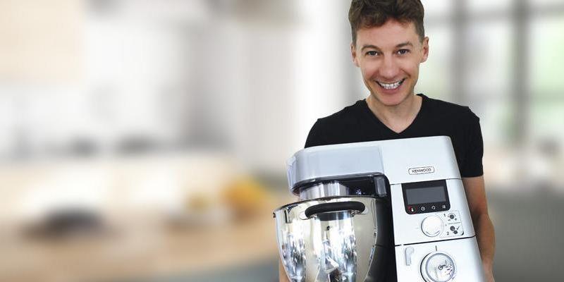 Der Ausprobierer testet die KENWOOD Cooking Chef Gourmet KCC9060S.