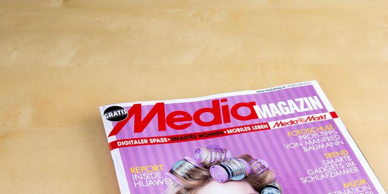 Neue Ausgabe des Mediamagazins in Februar