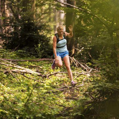 Off-trail running