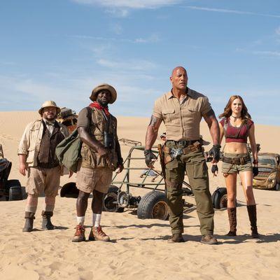 Jumanji, Star Wars & Co.: Filme und Serien im März 2020.