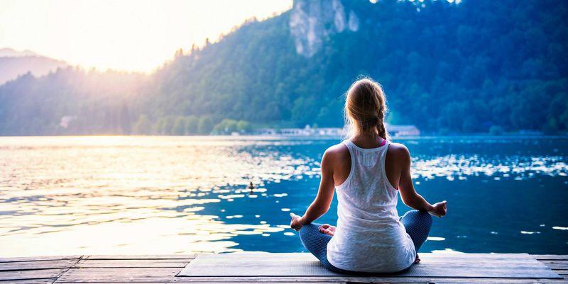 Sport und Entspannung in einem: Yoga