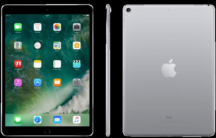 """Das """"10,5"""" iPad Pro"""" bezieht seine Power aus dem A10X-Fusion-Chip."""