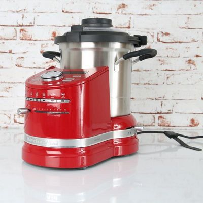 "Der ""Artisan Cook Processor 5KCF0103"" von KitchenAid."