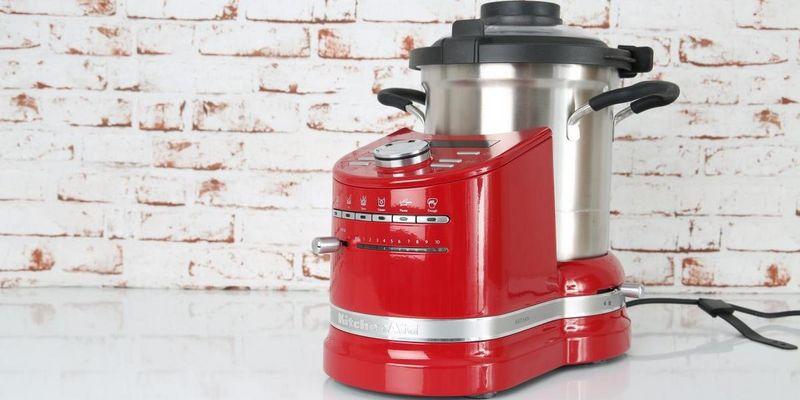 """Der """"Artisan Cook Processor 5KCF0103"""" von KitchenAid."""