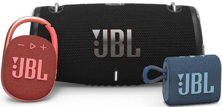 JBL setzt auf Mobilität.