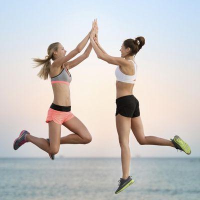 Spaß an der Fitness