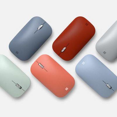 Die neuesten Surface Gadgets.