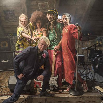 Der Cast von Hotel Rock'n'Roll