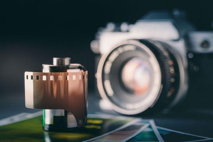 """Auf dem """"Film"""" von Gudak haben nur 24 Fotos Platz."""