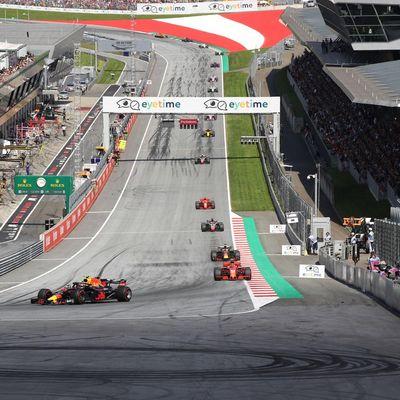 Tickets für das F1-Wochenende 2019 in Spielberg gewinnen.