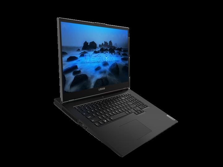 """Die Gaming-Serie """"Legion"""" von Lenovo ist mit integrierten Grafikkarten von Nvidia ausgestatte"""