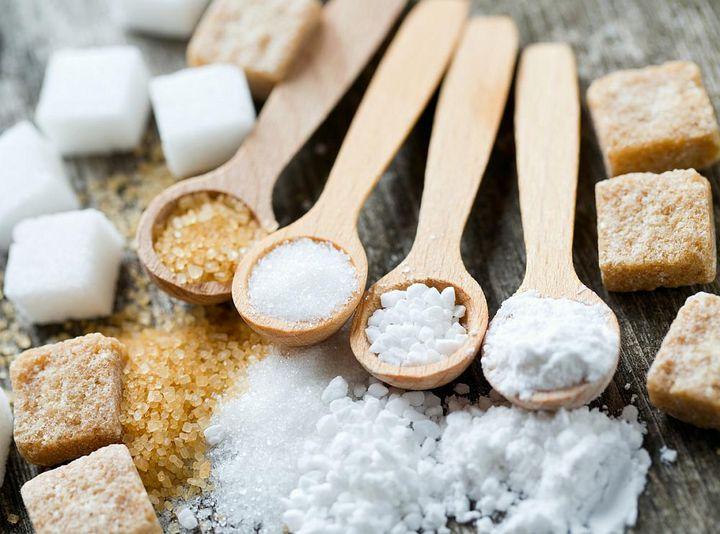 Verschiedene Zuckersorten: Beim Backen sollte man sie nicht tauschen.
