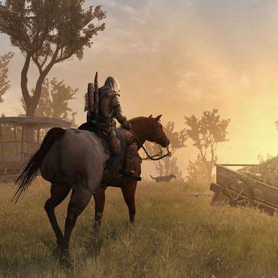 """""""Assassin's Creed 3"""" wird neu veröffentlicht."""
