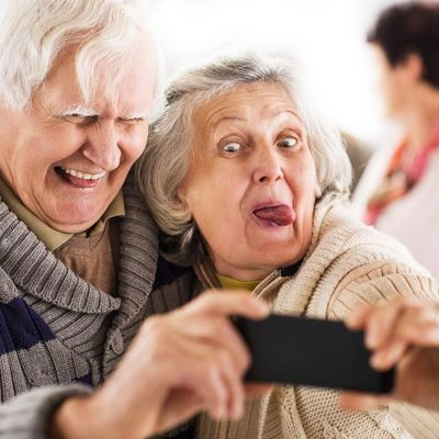Generation 60+: Workshop zum Thema Handy.