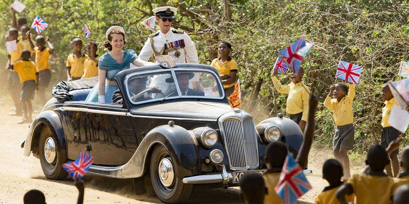 """Blu-ray-Tipp: """"The Crown – Die komplette erste Season"""""""