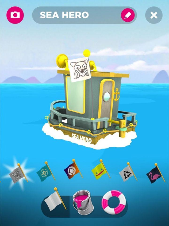 """Süß und sinnvoll: Die App """"Sea Hero Quest"""": Durch das Spielen dieser App unterstützt man die Demenzforschung."""
