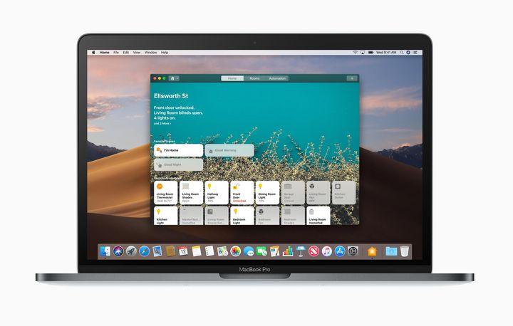 Das neue macOS Mojave bringt endlich die Apple Home-App auf den Mac.
