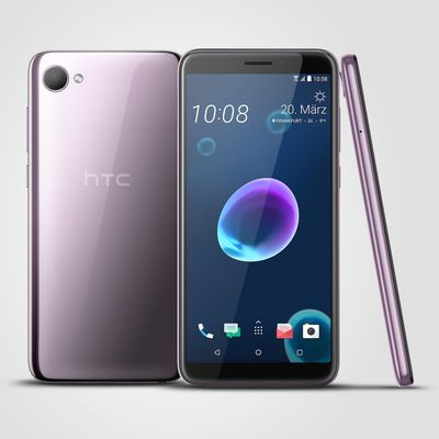 """""""HTC Desire 12"""" und """"HTC Desire 12+"""" sind erschienen."""