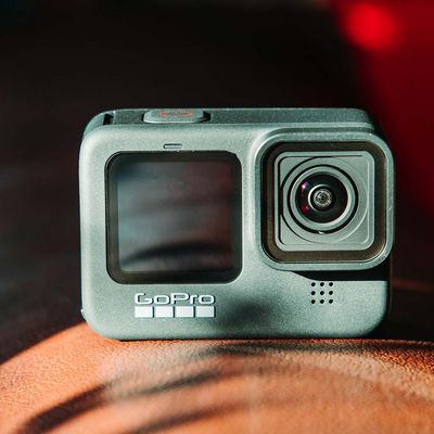 Die GoPro HERO9 Black