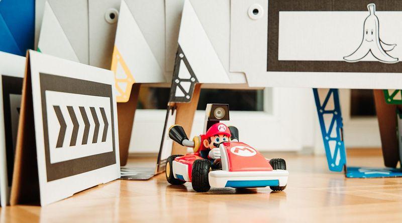 Streckenbau-Tipps für Mario Kart Live: Home-Circuit