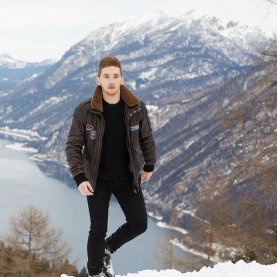 """Nathan Trent wird mit """"Running On Air"""" Österreich beim Eurovision Song Contest 2017 in Kiew vertreten."""
