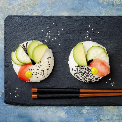 Doshi: Der neueste Food-Trend sind Sushi-Donuts.