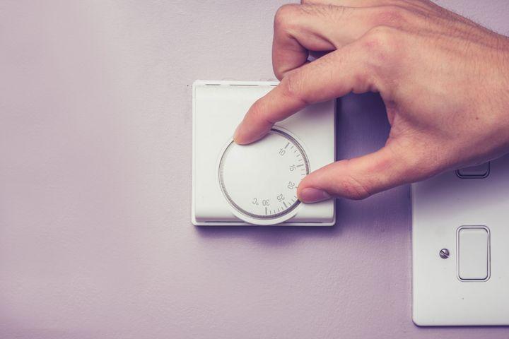 Die richtige Temperatur ist vor allem beim Schlafen wichtig.