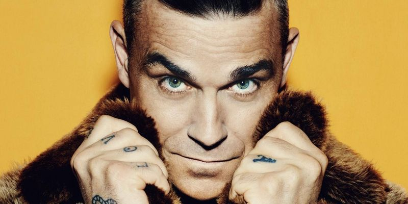 "Neues Video von Robbie Williams: ""Party Like A Russian"""