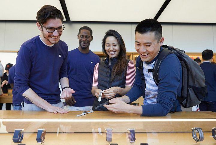das kann die taschenlampe der apple watch 3 die besten. Black Bedroom Furniture Sets. Home Design Ideas