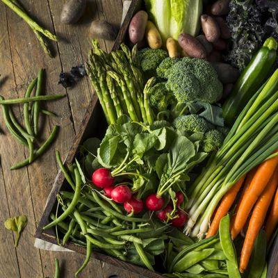 """""""Leaf to Root"""" ist ein gesunder und nachhaltiger Essenstrend."""
