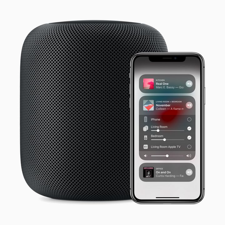 Neue Wege, HomePod und Smartphone zu kombinieren.