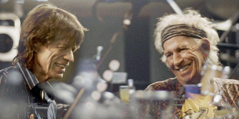 Coversongs stehen auf diesem Album von Mick Jagger und The Rolling Stones im Mittelpunkt.