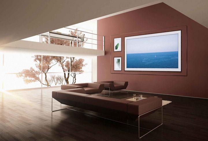 """""""The Wall"""" von Samsung."""