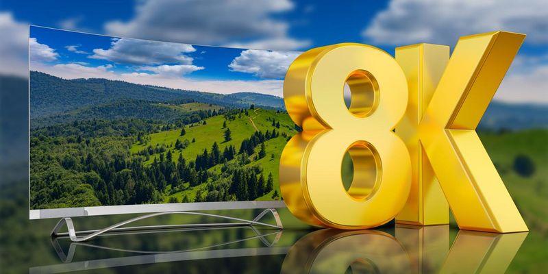 8K-Auflösung: der neueste Trend.