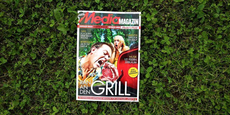 Das Mediamagazin im Juni.