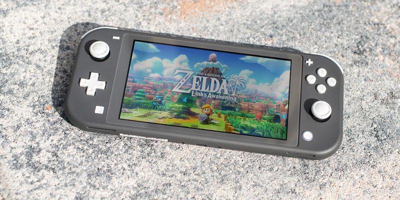 """Die Nintendo """"Switch Lite"""" im Test."""