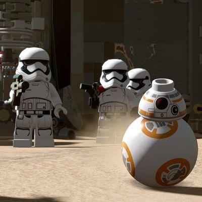 """""""Das Erwachen der Macht"""" goes """"Lego"""""""