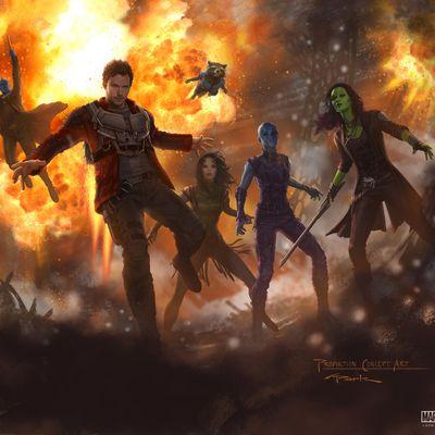 """Die Fortsetzung von """"Guardians of the Galaxy"""" kommt 2017 in die Kinos."""